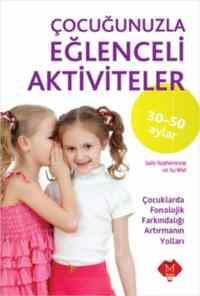 Çocuğunuzla Eğlenceli Aktiviteler 30-50 ay
