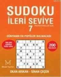 Sudoku İleri Seviye 7