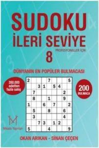 Sudoku (İleri Seviye-8)