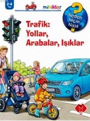 Trafik : Yollar, Arabalar, Işıklar; Ravensburger Minikler Serisi
