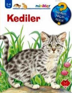Kediler; Ravensburger Minikler Serisi