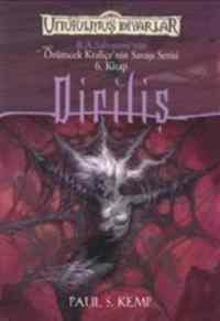 Diriliş Örümcek Kraliçe'nin Savaş Serisi 6.Kitap