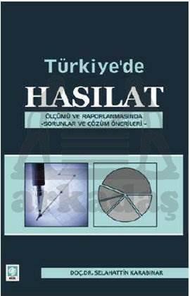 Türkiyede Hasilat Ölçümü Ve Raporlanmasinda  Sorun