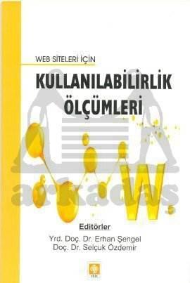 Web Siteleri İçin Kullanilabilirlik Ölçümleri