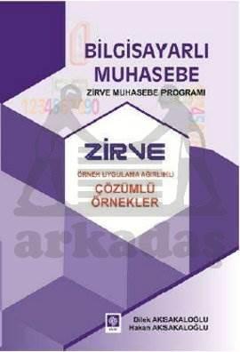 Bilgisayarli Muhasebe-Zirve Muh. Programi