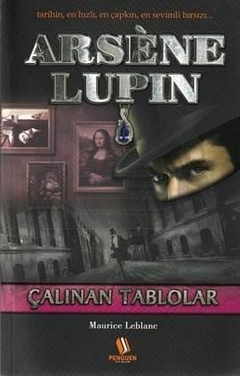Arsene Lupin- Çalınan Tablolar