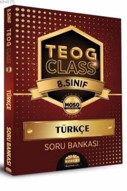 Teog Class 8. Snıf Türkçe Soru Bankası