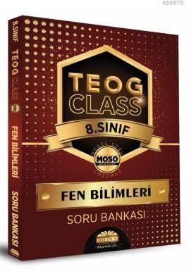 Teog Class 8. Sınıf Fen Bilimleri Soru Bankası