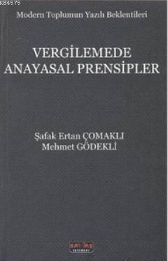 Vergilendirmede Anayasal Prensipler
