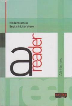 Modernizm İn English Literature A Reader