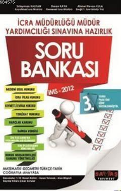 İcra Müdür Ve Müdür Yardımcılığı Soru Bankası