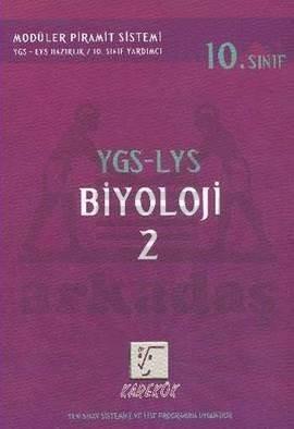 Karekök Biyoloji 2 Ygs-Lys Yeni