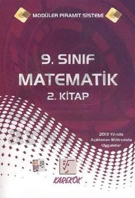 Karekök 9. Sınıf Matematik 2.Kitap