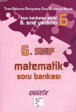 6. Sinif Matematik Soru Bankasi