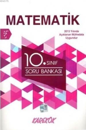 10.Sınıf Matematik S.B