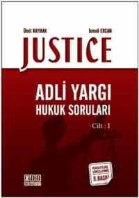 Adli Yargı Hukuk Soruları 2 Cilt Takım