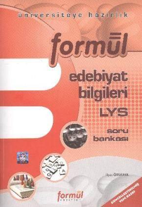 Formül LYS Edebiyat Bilgileri S.B.