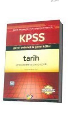 KPSS Tarih Konu Anlatımlı Ve Soru Çözümlü