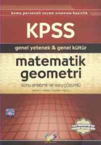 Fdd KPSS Genel Yetenek-Genel Kültür Matematik-Geometri K.A.