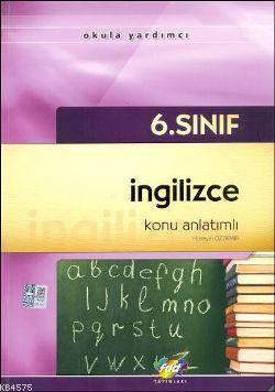 FDD 6. Sınıf İngilizce Konu Anlatımlı