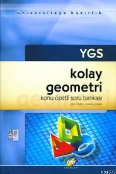 YGS Kolay Geometri Konu Özetli Soru Bankası