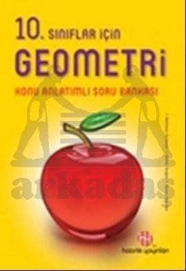 Hazırlık 10.Sınıf Geometri Konu Anlatımlı Soru Bankası