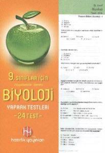 Hazırlık 9. Sınıf Biyoloji Yaprak Testleri