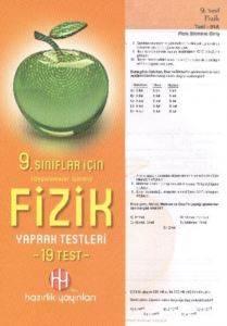 Hazırlık 9. Sınıf Fizik Yaprak Testleri