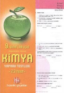 Hazırlık 9. Sınıf Kimya Yaprak Testleri