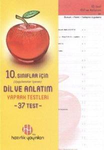 Hazırlık 10. Sınıf Dil ve Anlatım Yaprak Testleri