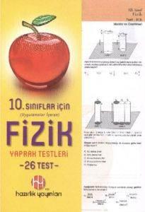 Hazırlık 10. Sınıf Fizik Yaprak Testleri