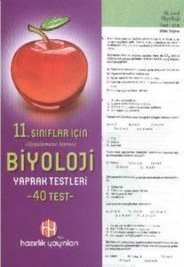 Hazırlık 11. Sınıf Biyoloji Yaprak Testleri