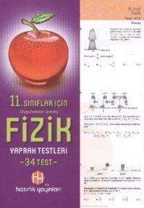 Hazırlık 11. Sınıf Fizik Yaprak Testleri