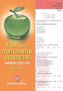 Hazırlık 9. Sınıf Matematik Geometri Yaprak Testleri