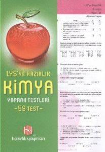 Hazırlık LYS Kimya Yaprak Testleri