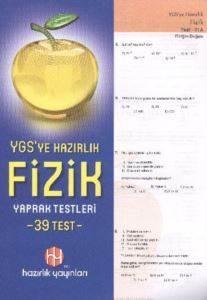 Hazırlık YGS Fizik Yaprak Testleri