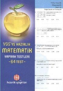 Hazırlık YGS Matematik Yaprak Testleri