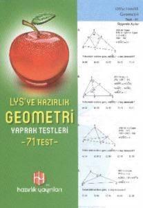 Hazırlık LYS Geometri Yaprak Testleri