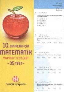 Hazırlık 10. Sınıf Matematik Yaprak Testleri