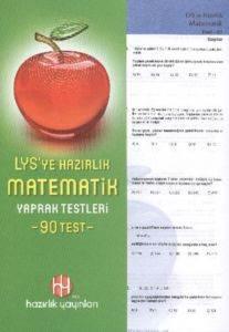 Hazırlık LYS Matematik Yaprak Testleri
