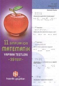 Hazırlık 11. Sınıf Matematik Yaprak Testleri