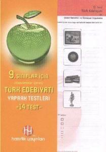Hazırlık 9. Sınıf Türk Edebiyatı Yaprak Testleri