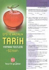 Hazırlık LYS Tarih Yaprak Testleri
