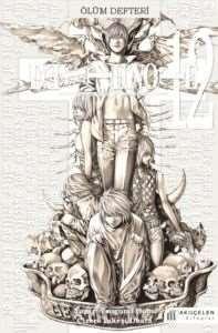 Death Note 12 / Öl ...