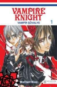 Vampire Knight Vampir Şövalye Cilt 1