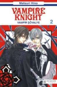 Vampire Knight Vampir Şövalye Cilt 2