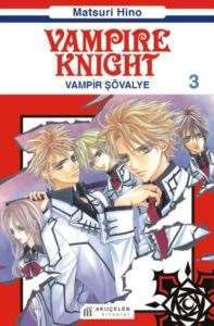 Vampire Knight Vampir Şövalye Cilt 3