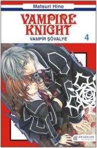 Vampire Knight Vampir Şövalye Cilt 4