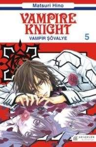 Vampire Knight Vampir Şövalye Cilt 5