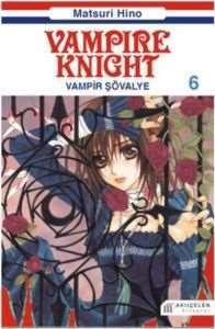 Vampire Knight Vampir Şövalye Cilt 6